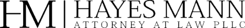 Hayes Mann Law Logo